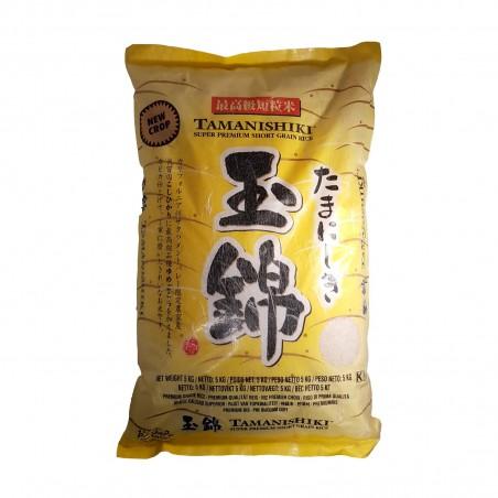 Riso per sushi tama nishiki - 5 kg JFC JDF-86732467 - www.domechan.com - Prodotti Alimentari Giapponesi