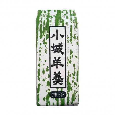 Matcha Yokan - 95 gr Tenzanhonpo KAQ-19501183 - www.domechan.com - Japanisches Essen