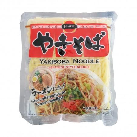 Yakisoba noodle - 150 g J-Basket HGH-27499473 - www.domechan.com - Prodotti Alimentari Giapponesi
