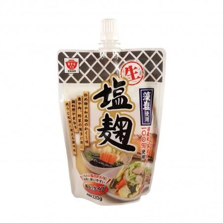 Malto di riso nama shio koji - 175 ml Masuya XIE-04721610 - www.domechan.com - Prodotti Alimentari Giapponesi