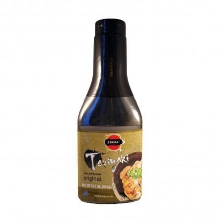 teriyaki Sauce thick - 443 g J-Basket JJW-55992277 - www.domechan.com - Japanese Food