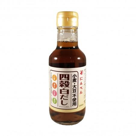 Ninben shirodashi yonkoku - 200 ml Ninben APV-22944730 - www.domechan.com - Prodotti Alimentari Giapponesi