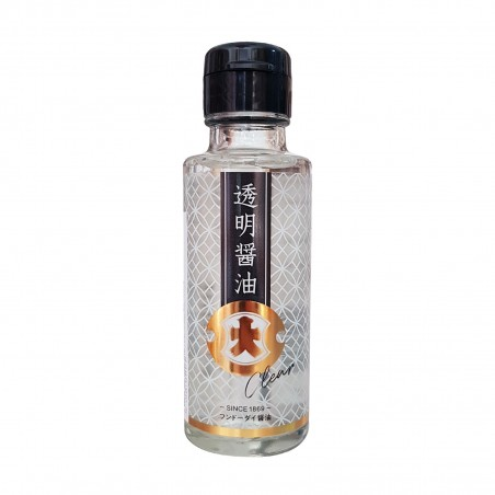 Soy sauce, transparent - 100 ml Fundodai BUF-61093021 - www.domechan.com - Japanese Food