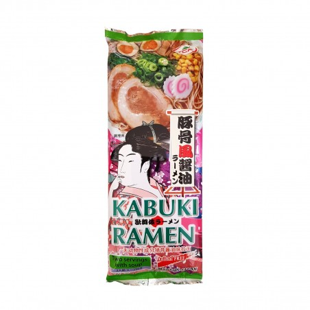 Kabuki ramen soy sauce - 190 g kabuki WRQ-64905194 - www.domechan.com - Japanese Food