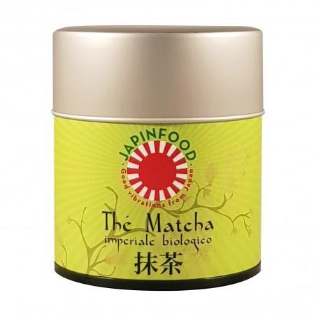 The matcha imperial organic - 30 g Domechan YLK-14239450 - www.domechan.com - Japanese Food