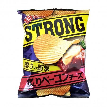 チップの味ベーコンとチーズ-56g Koikeya Belgium Branch MES-26184009 - www.domechan.com - Nipponshoku