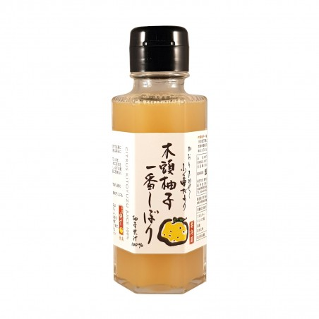Succo di yuzu artigianale - 100 ml Domechan ZIA-17321054 - www.domechan.com - Prodotti Alimentari Giapponesi