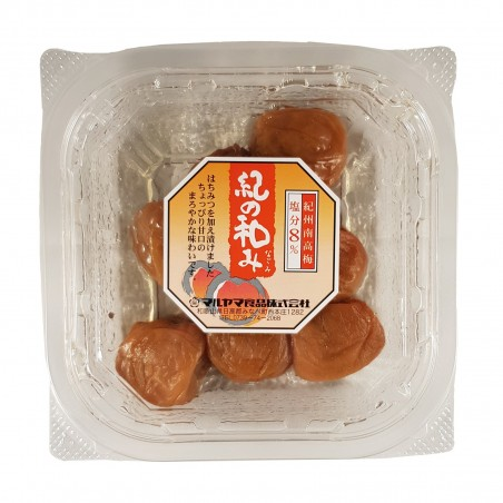 Umeboshi prugne giapponesi - 150 g Maruyama HGY-34291740 - www.domechan.com - Prodotti Alimentari Giapponesi