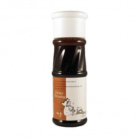 Soße zur auster - 130 ml Sennari HEX-65522008 - www.domechan.com - Japanisches Essen