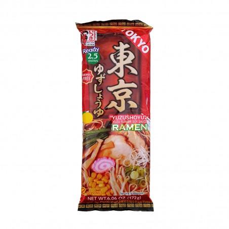 Itsuki tokyo shoyu ramen mit sojasauce und yuzu - 172 g Itsuki MZI-14288330 - www.domechan.com - Japanisches Essen