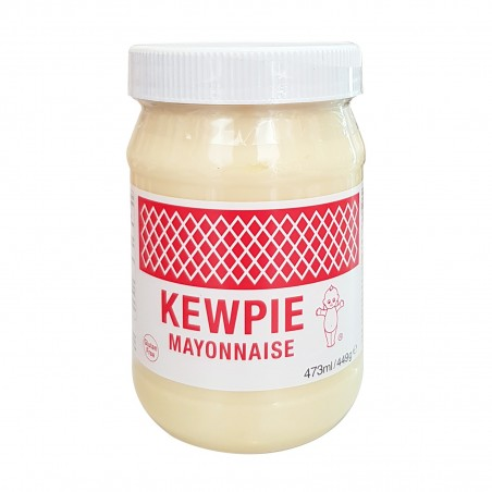 Maionese Kewpie - 449 g Kewpie OVU-17550090 - www.domechan.com - Prodotti Alimentari Giapponesi
