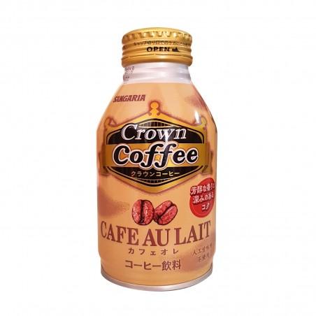 Coffee and milk Crown - 260 ml Sangaria UZP-16339220 - www.domechan.com - Japanese Food