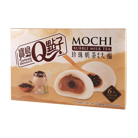 餅バブルミルクティー-210g Taiwan mochi museum HAA-54882390 - www.domechan.com - Nipponshoku