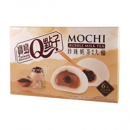 Mochi bubble milk tea - 210 g Taiwan mochi museum HAA-54882390 - www.domechan.com - Prodotti Alimentari Giapponesi