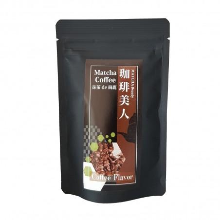Tea Matcha and coffee - 30 g Domechan XOP-37182345 - www.domechan.com - Japanese Food