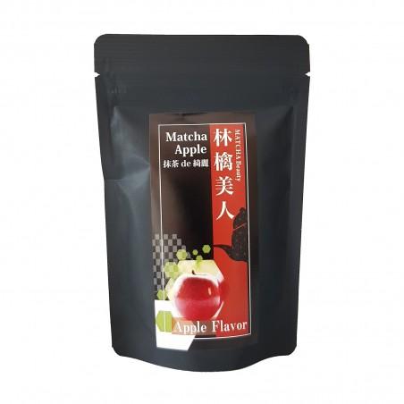 Tè Matcha e mela - 30 g Domechan ZOP-38209731 - www.domechan.com - Prodotti Alimentari Giapponesi
