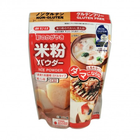 Farina di riso komeko - 300 gr Mitake  MQO-16432879 - www.domechan.com - Prodotti Alimentari Giapponesi