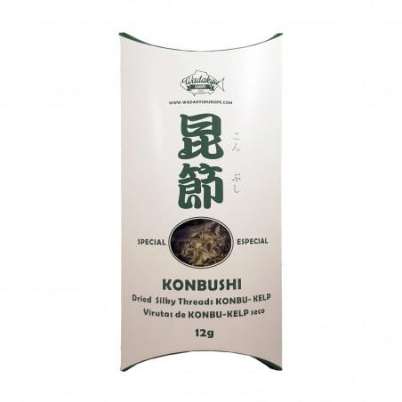 Konbushi - 12 g Wadakyu Europe QQP-39920177 - www.domechan.com - Japanese Food