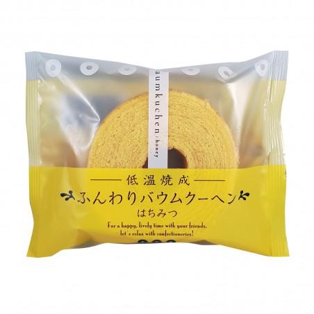 Baumkuchen al miele - 75 g Taiyo Foods BUA-94830090 - www.domechan.com - Prodotti Alimentari Giapponesi