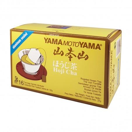 Tè hoji cha - 31 g Yamamotoyama XVC-92873422 - www.domechan.com - Prodotti Alimentari Giapponesi
