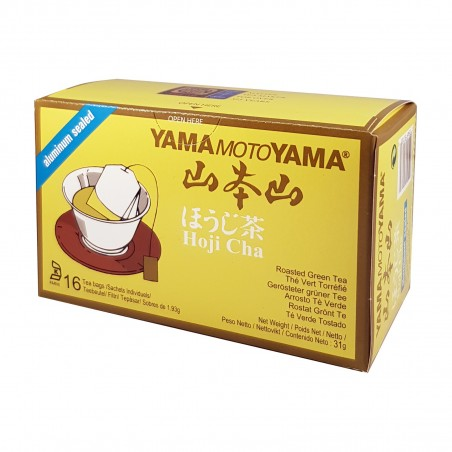 Tea Hoji cha - 31 g Yamamotoyama XVC-92873422 - www.domechan.com - Japanese Food