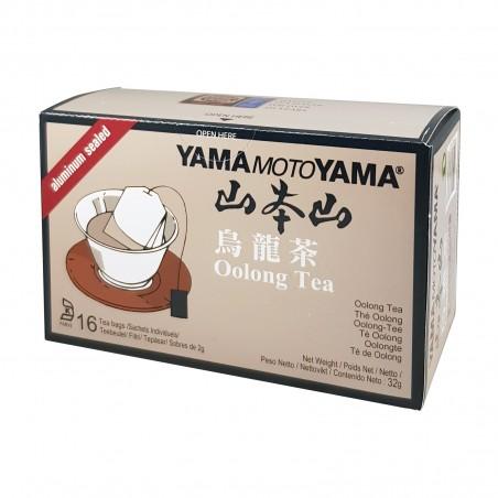 Tee-oolong - 32 g Yama Moto Yama HRT-86752341 - www.domechan.com - Japanisches Essen