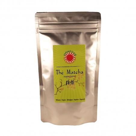Tee uji matcha oberen biologisch - 100 g Domechan YEI-23435464 - www.domechan.com - Japanisches Essen