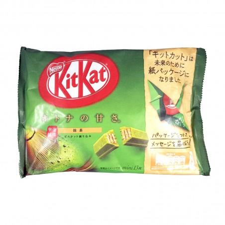 KitKat mini Nestlé Matcha - 135 g Nestle PBW-57767349 - www.domechan.com - Japanisches Essen