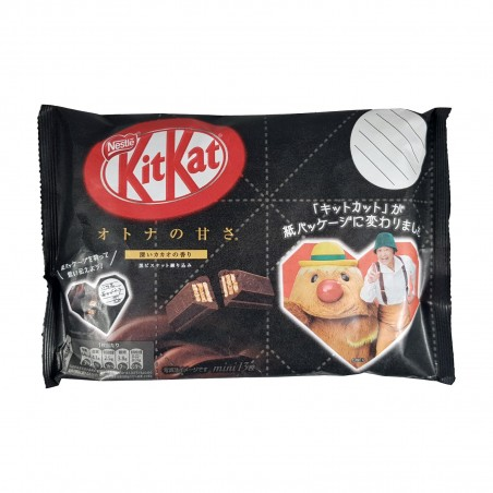 KitKat mini Nestlé-kakao - 135 g Nestle GHJ-78321209 - www.domechan.com - Japanisches Essen