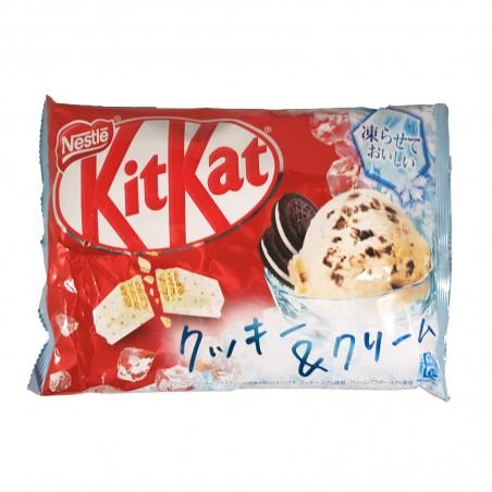 KitKat mini Nestlé crema e biscotto - 135 g Nestle HGJ-36281999 - www.domechan.com - Prodotti Alimentari Giapponesi