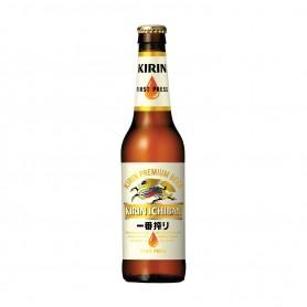 La cerveza kirin ichiban de vidrio de 330 ml Kirin BCY-10469079 - www.domechan.com - Comida japonesa