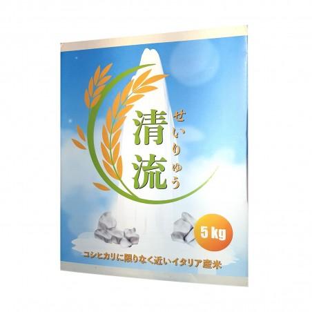 Reis Seiryu stil koshihikari - 5 kg Domechan PIO-57346867 - www.domechan.com - Japanisches Essen