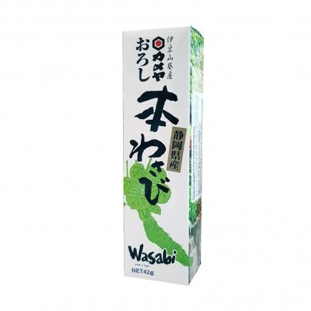 ひやおろしの本わさび-42g Kameya DFS-01322314 - www.domechan.com - Nipponshoku