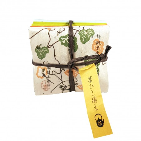 茶緑の盛り合わせ封筒-24g Umami MZX-98484381 - www.domechan.com - Nipponshoku
