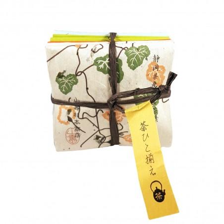 Tea green assorted envelope - 24 g Umami MZX-98484381 - www.domechan.com - Japanese Food