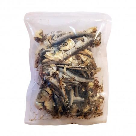 Niboshi sardines dried - 80 g Wadakyu Europe MOP-32884402 - www.domechan.com - Japanese Food