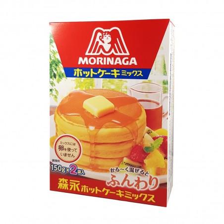 Farina per pancake mix - 300 gr Morinaga WMY-13467834 - www.domechan.com - Prodotti Alimentari Giapponesi