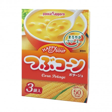 嬉しいポタージュスープのスイートコーン-37,8g Pokka Sapporo BAK-82029348 - www.domechan.com - Nipponshoku