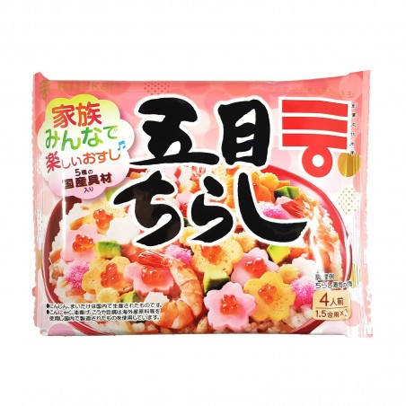 Gomoku chirashi - 230 g Mizkan AKU-17681492 - www.domechan.com - Japanisches Essen