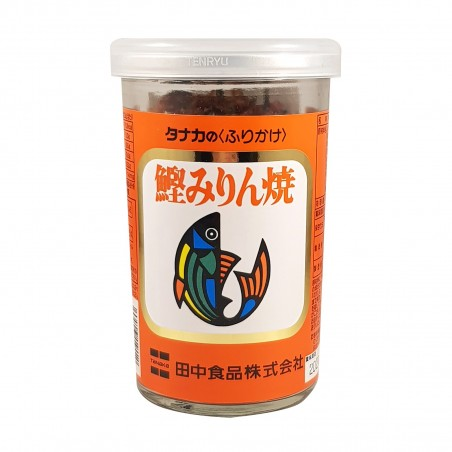 Furikake katsuo mirin - 45 g Tanaka Foods NOP-09182090 - www.domechan.com - Japanese Food