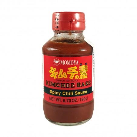 Sauce kimchee base - 190 g Momoya NWQ-44909021 - www.domechan.com - Japanese Food