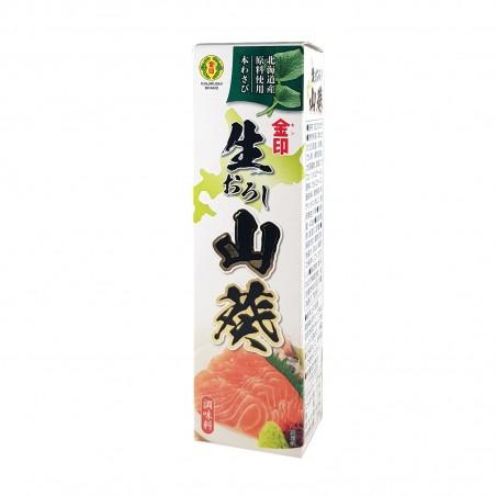 Kinjirushi hon wasabi - 43 g Kinjirushi Wasabi TAK-19122084 - www.domechan.com - Japanisches Essen