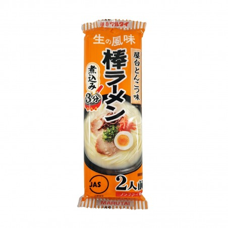 Ramen tonkotsu al maiale - 170 g Marutai NUI-87645127 - www.domechan.com - Prodotti Alimentari Giapponesi