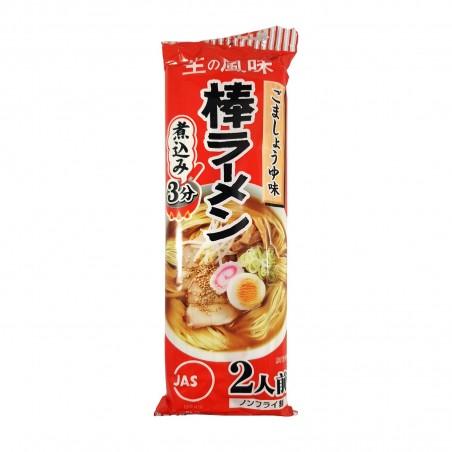 Ramen, the soy sauce and sesame oil - 170 g Marutai ZPA-21912012 - www.domechan.com - Japanese Food