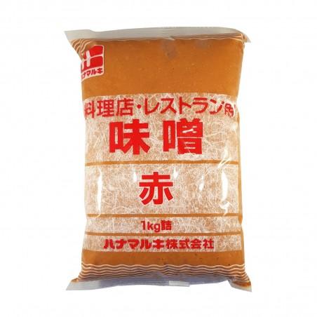 赤味噌の赤味噌)料理店休曜-1Kg Hanamaruki ZAQ-40141138 - www.domechan.com - Nipponshoku