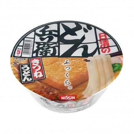 Nissin donbei kitsune udon - 96 g Nissin JKH-65123121 - www.domechan.com - Japanisches Essen