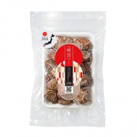 Funghi donko shiitake - 70 g Sugimoto SUG-13012021 - www.domechan.com - Prodotti Alimentari Giapponesi