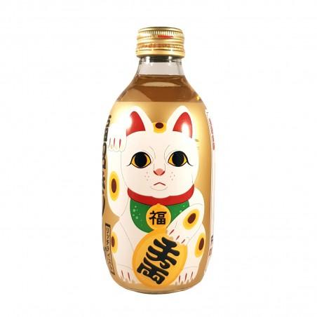 Soda japanese fukumaneki honey - 300 ml Kimura VTE-02987657 - www.domechan.com - Japanese Food