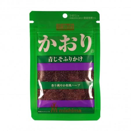 Kaori shiso grün - 15 g Mishima UYH-97093883 - www.domechan.com - Japanisches Essen