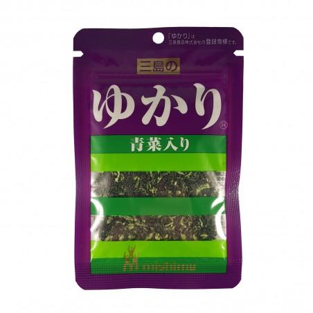 Yukari shiso napa con verdure - 20 g Mishima HHQ-77282892 - www.domechan.com - Prodotti Alimentari Giapponesi